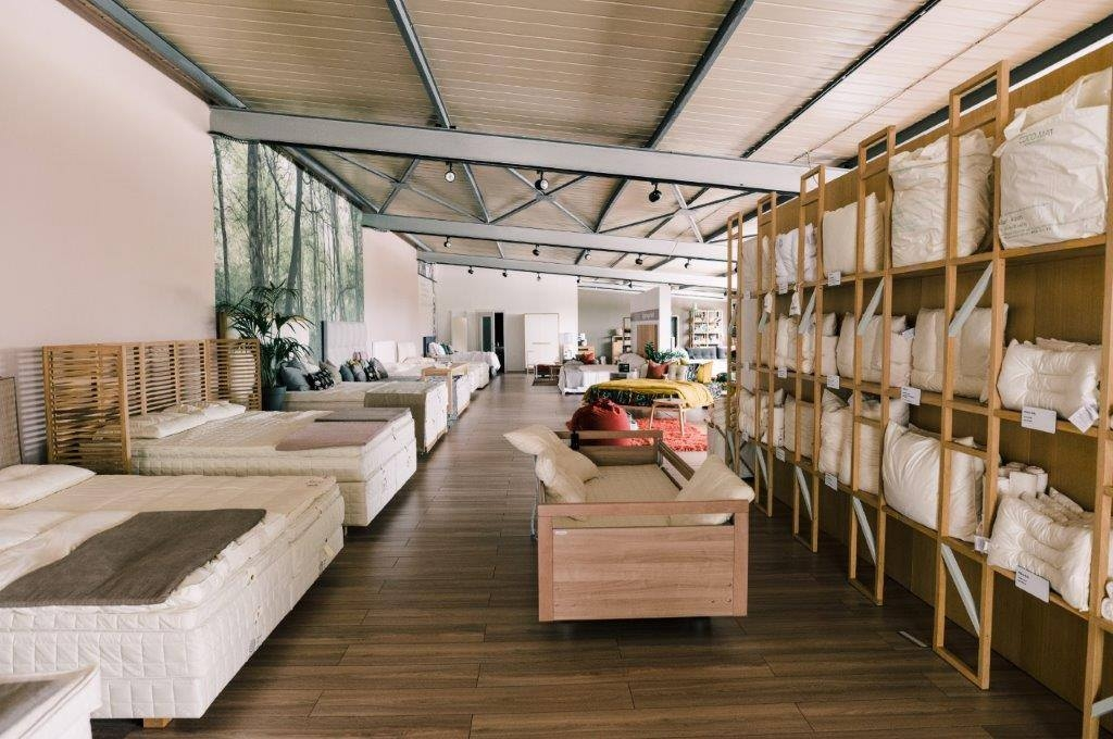 COCO-MAT Hotel Show Rooms